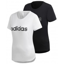 ADIDAS DAMES TRAINING D2M LOGOT-SHIRT