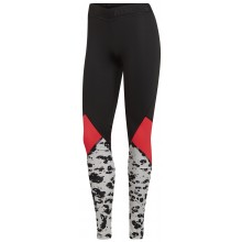 ADIDAS TRAINING ALPHASKIN PRINTED LEGGING