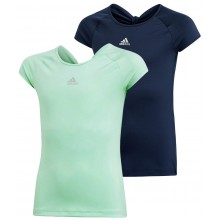 ADIDAS JUNIOR RIBBON T-SHIRT MEISJES