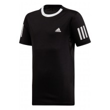 ADIDAS JUNIOR CLUB 3 STRIPES T-SHIRT