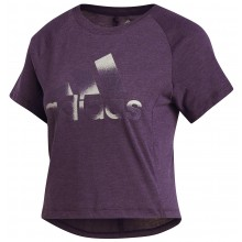 ADIDAS TRAINING BOXY BOS DAMES-T-SHIRT