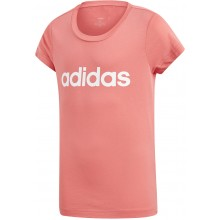 ADIDAS TRAINING JUNIOR ESSENTIALS LINEAR T-SHIRT MEISJES