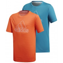 ADIDAS TRAINING JUNIOR CHILL T-SHIRT