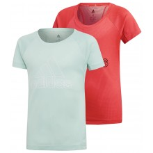 ADIDAS TRAINING JUNIOR T-SHIRT MEISJES