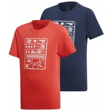 T-SHIRT ADIDAS JUNIOR GRAPHIC