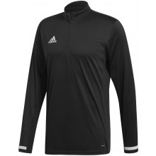 ADIDAS 1/4 ZIP T19 TRAINING T-SHIRT MET LANGE MOUWEN
