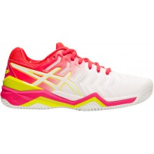 ASICS GEL RESOLUTION 7 GRAVEL DAMESTENNISSCHOENEN