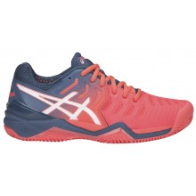ASICS DAMES RESOLUTION 7 GRAVEL TENNISSCHOENEN