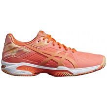 ASICS DAMES GEL SOLUTION SPEED 3 EXCLUSIVE GRAVEL