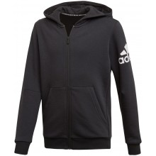ADIDAS TRAINING JUNIOR BOS LOGO FLEECE HOODIE MET RITS