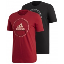 ADIDAS TRAINING MUST HAVE EMBLEM T-SHIRT
