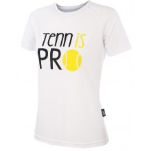 TENNISPRO PRO T-SHIRT POLY DAMES