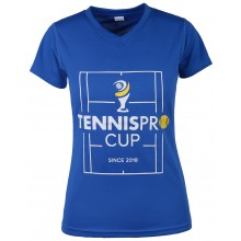 TENNISPRO CUP T-SHIRT DAMES