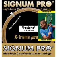 SIGNUM PRO FIRESTORM 1.20 TENNISSNAAR (12 METER)