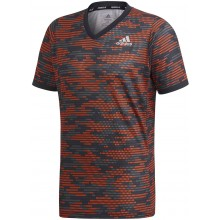 ADIDAS PRIMEBLUE PARIS ATHLETES T-SHIRT