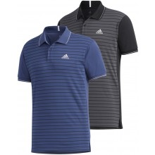 ADIDAS STRIPES HEAT POLO