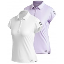 ADIDAS DAMES 3 STRIPES POLO