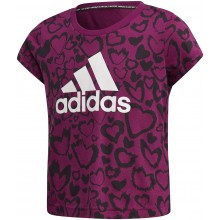 ADIDAS JUNIOR MEISJES T-SHIRT