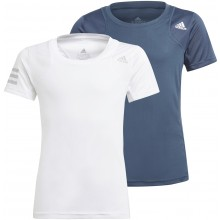 ADIDAS JUNIOR CLUB T-SHIRT MEISJES