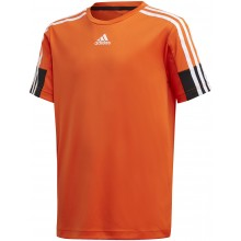 ADIDAS JUNIOR BAR 3 STRIPES JONGENS T-SHIRT