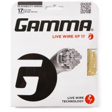 GAMMA LIVE WIRE XP TENNISSNAAR (12.2M)