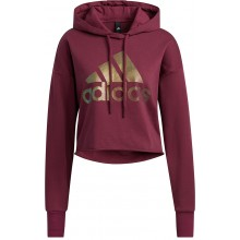 SWEAT A CAPUCHE ADIDAS FEMME HLDY GRAPHIC