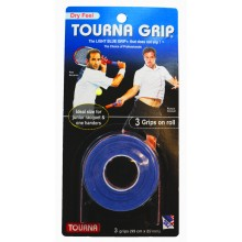 OVERGRIP TOURNA GRIP ORIGINAL  BLAUW X3