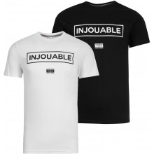 "TENNIS LEGEND T-SHIRT ""INJOUABLE"""