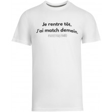TENNIS LEGEND JE RENTRE TOT T-SHIRT