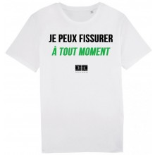 TENNIS LEGEND J'PEUX FISSURER T-SHIRT DAMES