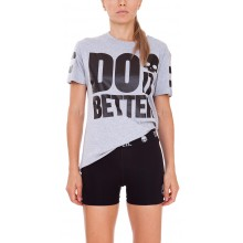 "HYDROGEN ""DO IT BETTER"" T-SHIRT DAMES"
