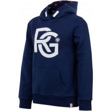 JUNIOR ROLAND GARROS SWEATER MET CAPUCHON