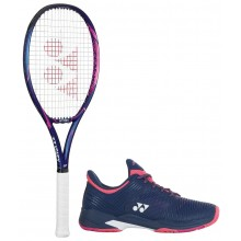 PACK YONEX EZONE FEEL + SONICAGE 2