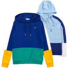 LACOSTE TENNIS LIFESTYLE DAMESSWEATER MET CAPUCHON