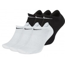 NIKE CUSHION EVERYDAY 3 PAAR EXTRA LAGE SOKKEN