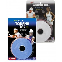 OVERGRIP  TOURNA TAC X10 WIT XL