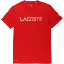 LACOSTE DJOKOVIC OFF COURT T-SHIRT