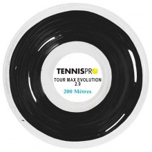 TENNISPRO TOUR MAX EVOLUTION 2.0 (200 METER) ROL SNAREN