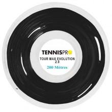 TENNISPRO TOUR MAX EVOLUTION 2.0 (200 METER) ROL SNAREN