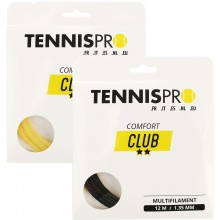 TENNISPRO COMFORT CLUB SNAREN 12M (SET)