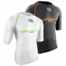 COMPRESSPORT T-SHIRT RACKET COMPRESSION