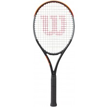 WILSON BURN 100 V4.0 BLACK EDITION TENNISRACKET (300 GR)