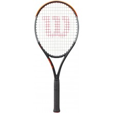 WILSON BURN 100LS V4.0 BLACK EDITION TENNISRACKET (280 GR)