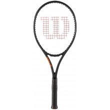 WILSON BURN 100 COUNTERVAIL BLACK EDITION TENNISRACKET (300 GR)