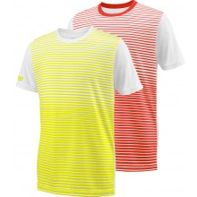 WILSON JUNIOR TEAM STRIPED T-SHIRT
