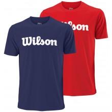 WILSON UWII SCRIPT T-SHIRT