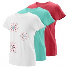 WILSON JUNIOR FLORET TECH T-SHIRT