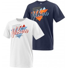 WILSON JUNIOR NOSTALGIA TECH T-SHIRT