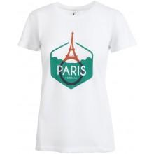 WILSON PERFORMANCE PARIS T-SHIRT DAMES