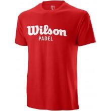 WILSON PADEL SCRIPT T-SHIRT KATOEN